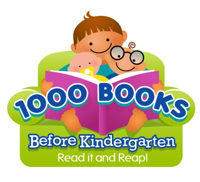 1,000 Books before kinder