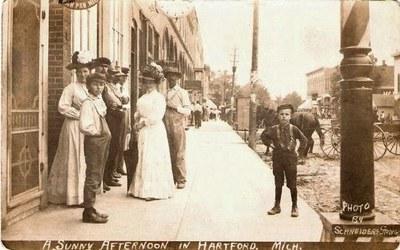 History in Hartford