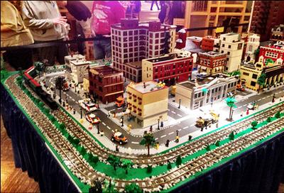 Lego Exhibit 2015