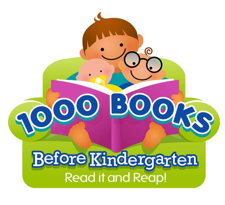 1,000 Books Before Kinder.