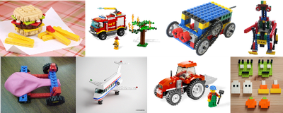 Lego Challenge SRP