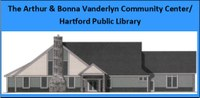 The New Hartford Public Library/ Art & Bonna Vanderlyn Community Center