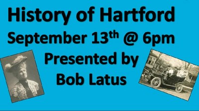 History of Hartford event