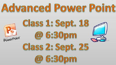 Free Power Point Class