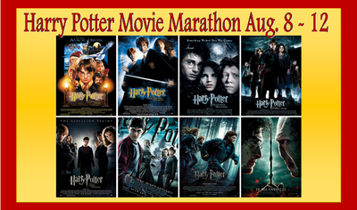 Harry Potter Movie Marathon